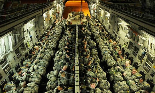 The Pentagon Wants To Send Thousands More Troops Back to Afghanistan