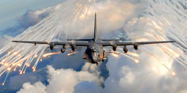 The Air Force Gives The AC-130 The Giant Cannon It Deserves