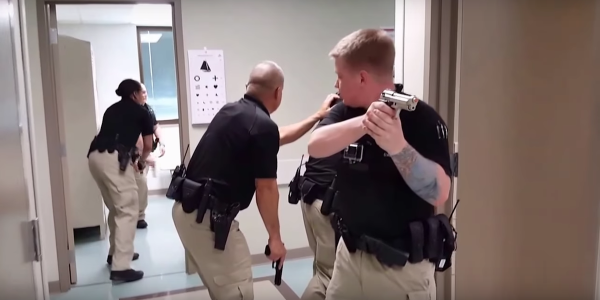 Watch How The Military's Largest Army Base Trains For A Mass-Shooting Scenario