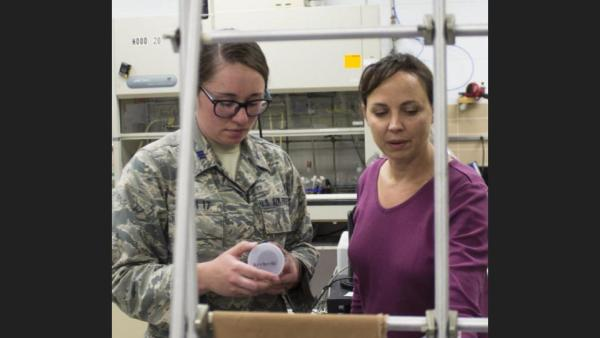 Air Force Academy Cadet Invents Goo That Can Literally Stop Bullets