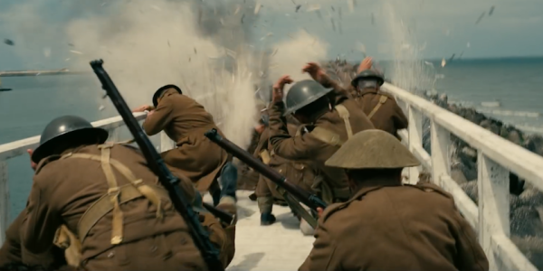 The Newest Trailer For World War II Epic, 'Dunkirk,' Justifies The Hype