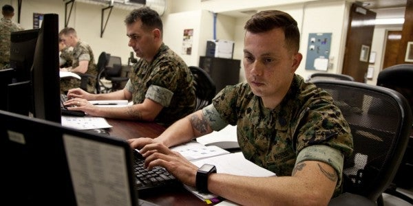 Could Cyber Geeks Make It Into The Marines Without Going To Boot Camp?