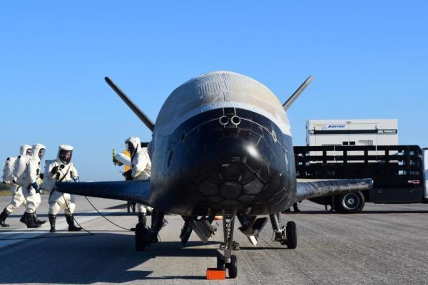 What We Know About The Mysterious Air Force Space Plane That Just Landed After A Top Secret 2-Year Mission