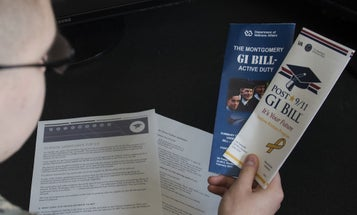 Disagreements In DC Leave Reservists Without A Solution To GI Bill Restrictions