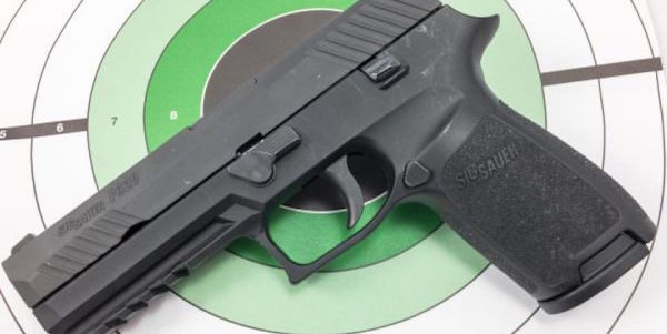 Sig Sauer Is Getting Sued For Patent Infringement Over Pistol The Army Just Bought