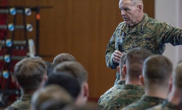 Marines Who Share Nude Photos Can Now Be Kicked Out Of The Corps