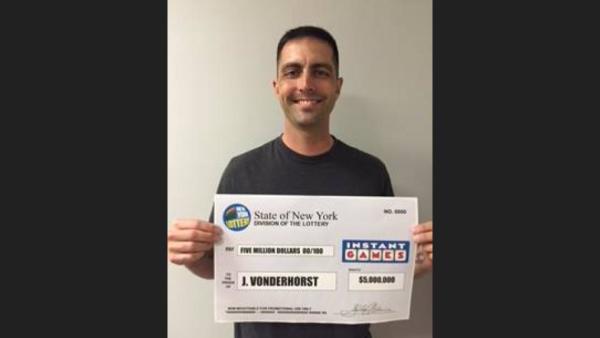 This Fort Drum Soldier Just Won $5 Million On A Scratch Ticket
