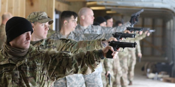 Here's What The Future Of The Army's Small-Arms Program Looks Like