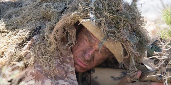 This Legendary Ranger Sniper Prepped John Cena For His New War Film