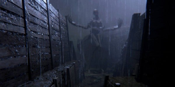 Now You Can Fight Weird Hellbeasts In WWI Trenches, Because Video Games