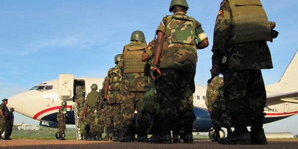 Pentagon Open To Sending More US Troops To Somalia, Mattis Says