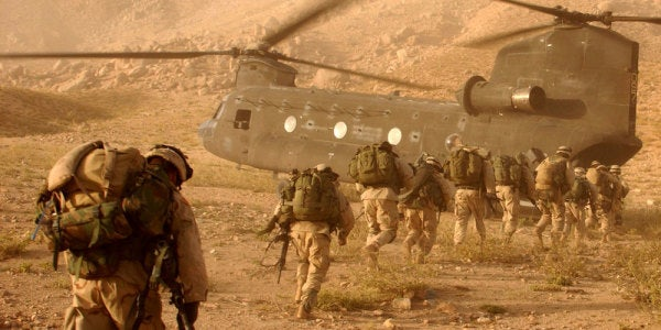 Afghanistan Is Falling Apart And More American Troops Won't Change That, US Intel Chief Says