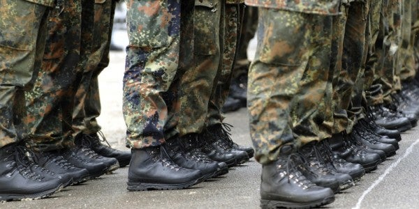 The German Army Is Battling Stolen Guns, False Flag Plots, And Nazi Extremism Within Its Ranks