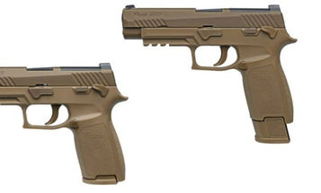 Waiting For Other Services To Get The Army's New Pistol? You've Got A While