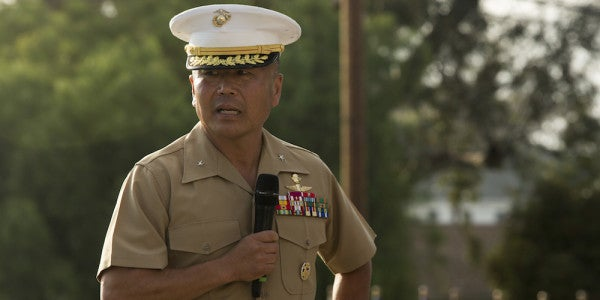 New SOCPAC Commander First Marine To Lead Theater-Level Special Operations Command