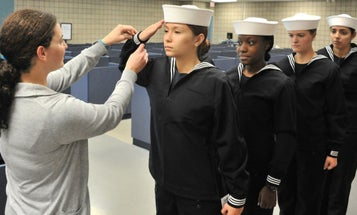 New Jersey High School Students Win Right To Wear Their Military Uniforms At Graduation
