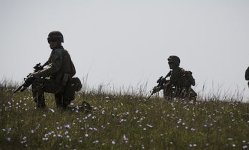 Lithuania Wants A Permanent US Troop Presence As 'A Game Changer' To Counter Russian Aggression