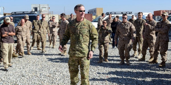 Retired Adm McRaven Explains How He Learned To Never Give Up