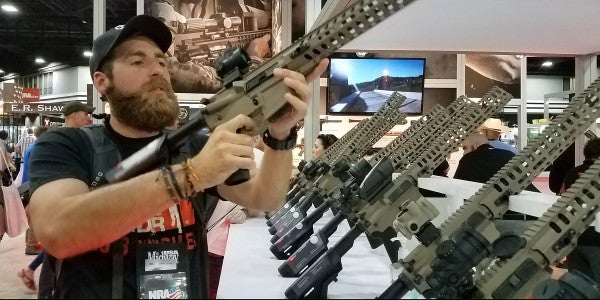 Dude, Where's My Gun Culture? In Search Of Chill At The NRA Annual Meeting
