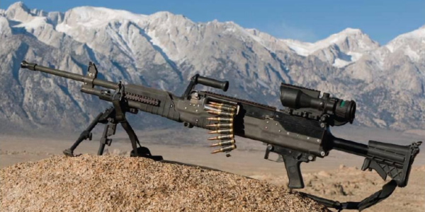 SOCOM And The Marines Are Looking For A Brand New Long-Range Machine Gun