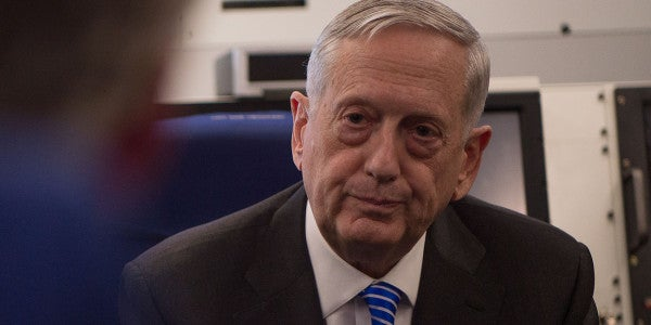 Washington Post Accidentally Published Mattis' Number, But It's The White House's Fault