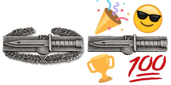 Army Swears Expert Action Badge Isn't A Participation Trophy