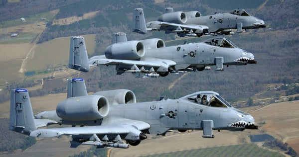 Will One Of These Experimental Aircraft Replace The Legendary A-10 Warthog?