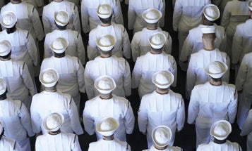Sailors Who Share Nude Photos Without Consent Can Now Be Kicked Out Of The Navy