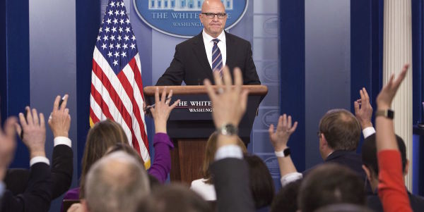 McMaster calls Trump's Convo With Russian Diplomats 'Routine Sharing of Info'