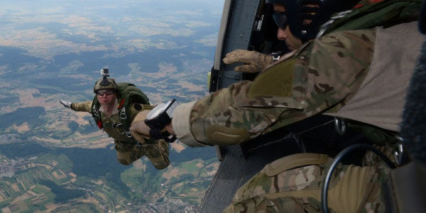 SOCOM Wants To Use Performance-Enhancing Drugs To Create An Army Of 'Super Soldiers'