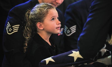 Sen Tim Kaine Wants To Protect Gold Star Children From Education Cuts