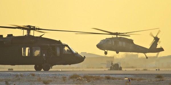 US Gives Afghanistan 159 Black Hawks To Bolster Its Aging Helo Fleet