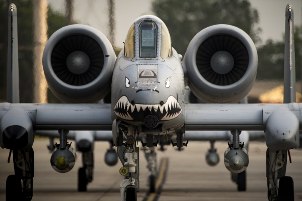 This Photo Shows The A-10's Incredible Durability