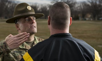 Update: Army Says Plans To Return Drill Sergeants To AIT Are Not Final