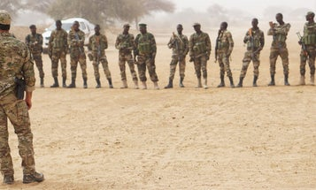 Report: SOCOM Has More Troops In Africa Than Anywhere Except The Middle East