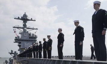 The Navy Is Seeking A Few Thousand Good Men