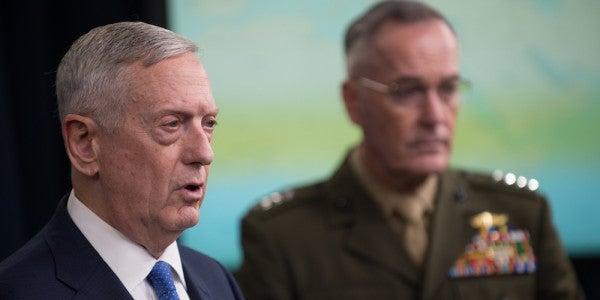 Mattis Plans To Unleash An 'Annihilation Campaign' On ISIS