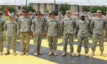 Army Announces Upcoming Deployments Of 3,700 Soldiers