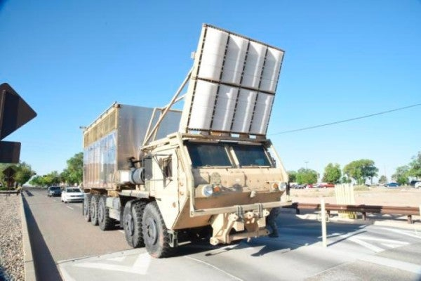 The Army Is Testing A Microwave Weapon System In The Mountains Of New Mexico