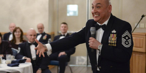 Air Force Command Chief Master Sergeant Faces 17 Charges At Article 32 Hearing