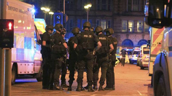 ISIS Claims Responsibility For Ariana Grande Concert Attack In Manchester