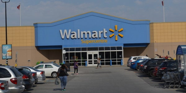 Walmart Pledges To Compensate Employees Who Volunteer For Military Service