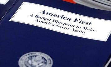 Trump's New Defense Budget Hits Retirees, Falls Short On 'Historic' Promises