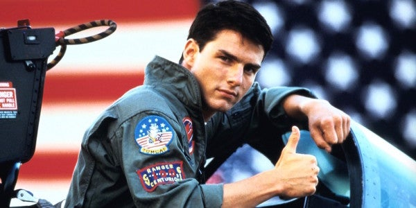 'Top Gun 2' Is Actually Happening, According To Tom Cruise