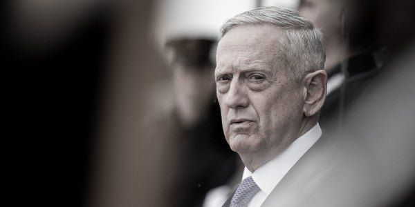 Mattis' Response To The London Attack: 'We Don't Scare'