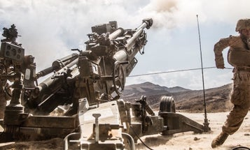 Marine Artillery Unit Went Hard On ISIS During Syria Deployment Shrouded In Secrecy