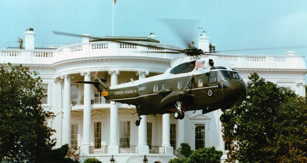 This Marine Stole $100K Of Gear From Marine One And Sold It On EBay