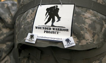 Senator Releases Report On Wounded Warrior Project Spending. Here's What He Found