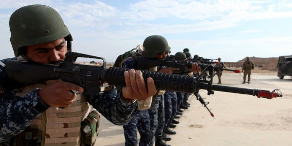 Over $1 Billion In US Army Equipment Lost In Iraq Could Fall Into ISIS Hands