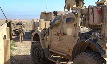 US Service Member Dies In Syria After A Vehicle Rollover Incident